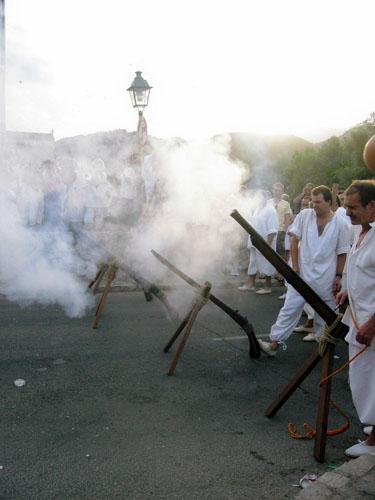Pollença is celebrating the annual Fiestas de la Patrona de Pollença ...