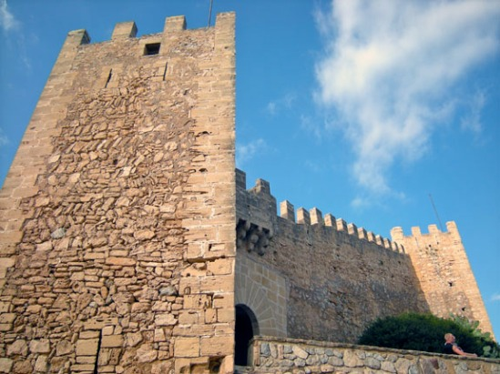 The Castell de Capdepera  The Mallorca Photo Blog