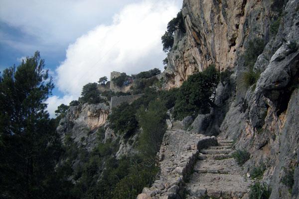 The Castell d'Alaró – The Mallorca Photo Blog