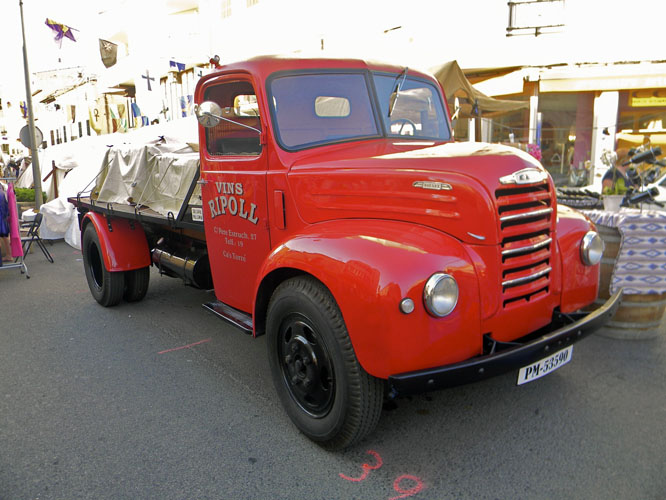 Classic Lorries – The Mallorca Photo Blog