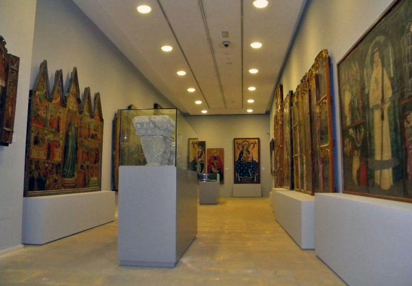 The museo de mallorca the mallorca photo blog for Sa nostra oficinas palma