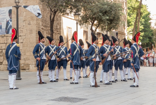 Guardia de Honor Palma de Mallorca 2
